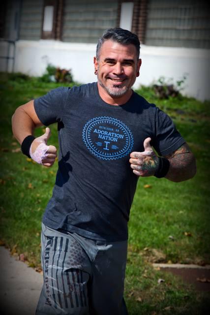 CrossFit-Adoration-Coaches-Shaun-Washburn-running
